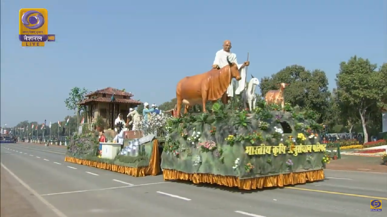Agriculture Ministry Tableau