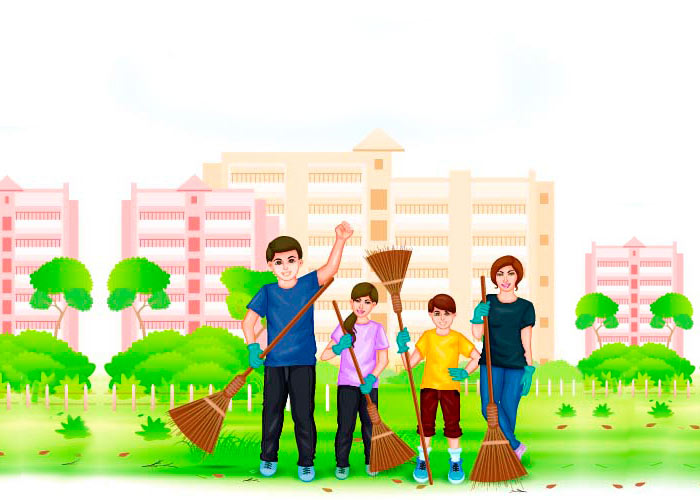essay on swachata divas in english