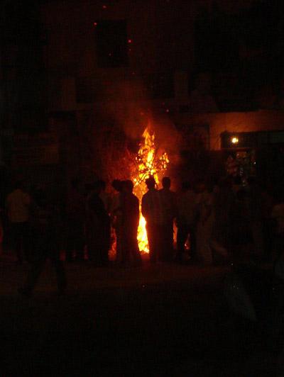 Burning-holika