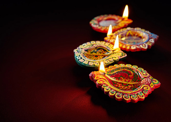 100 words essay on diwali