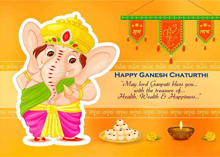 Essay on Ganesh Chaturthi Festival for Children and Students