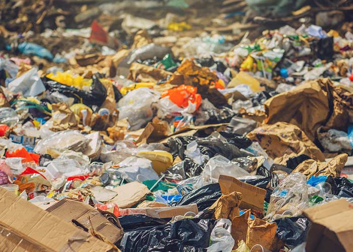 what is the problem of garbage?