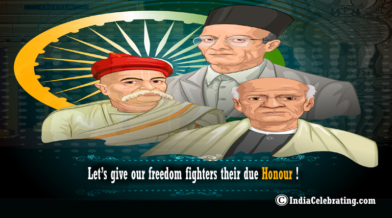 Give Honour to Freedom Fighters
