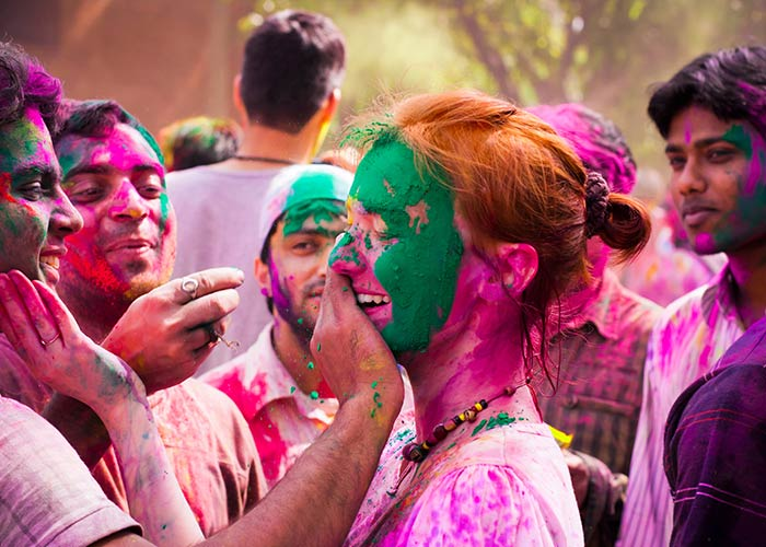 Holi essay in english for children