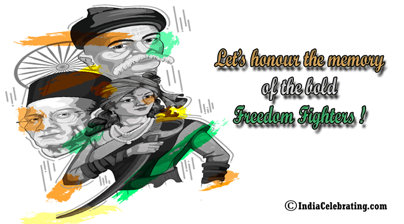 Honour to the Freedom Fighters