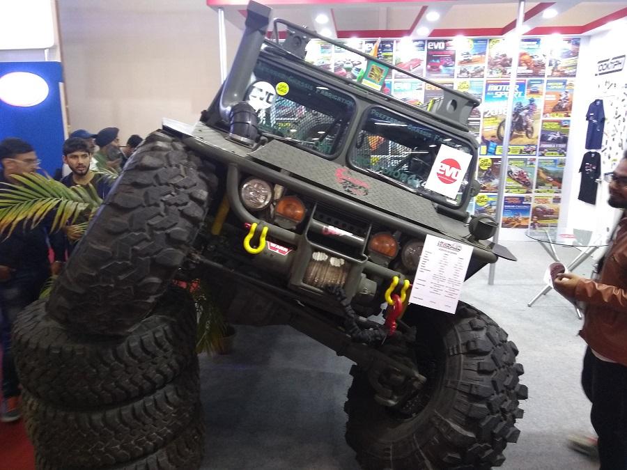 Auto Expo Jeep