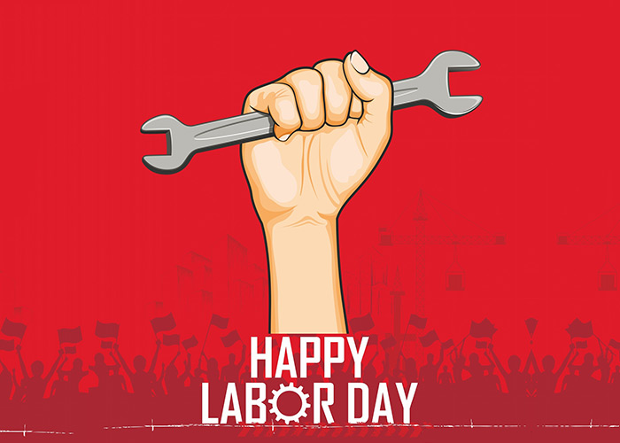 International Labour Day (May Day)