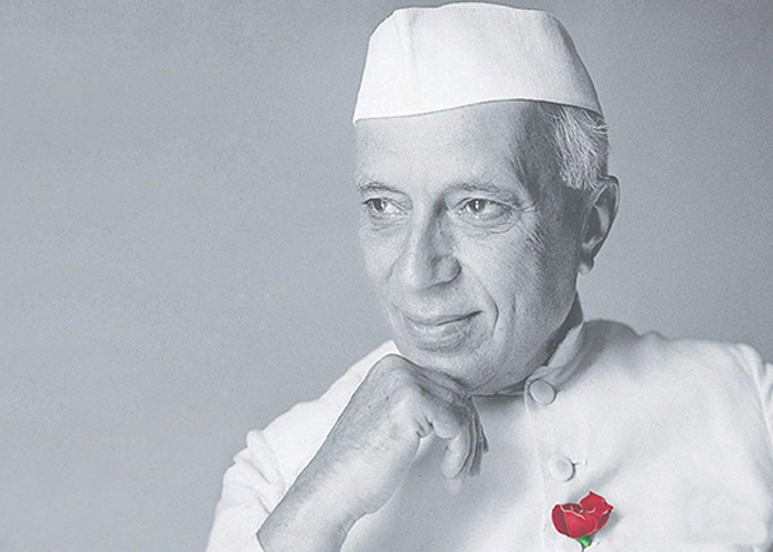 nehru history in english