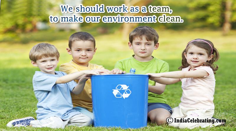 Keep Environment Clean