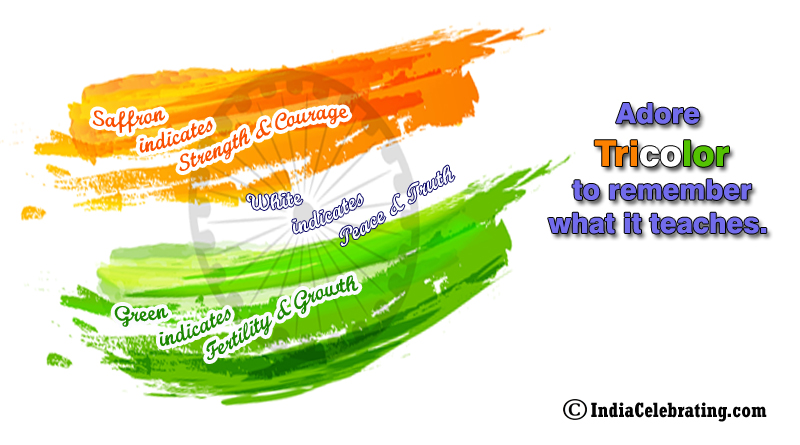 Meaning of Tricolor
