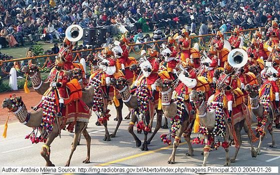 Republic Day Parade by BSF