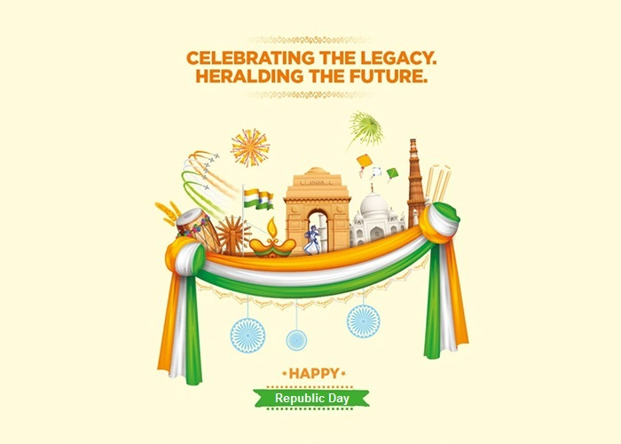 Long And Short Republic Day Essay In English For Children And Students