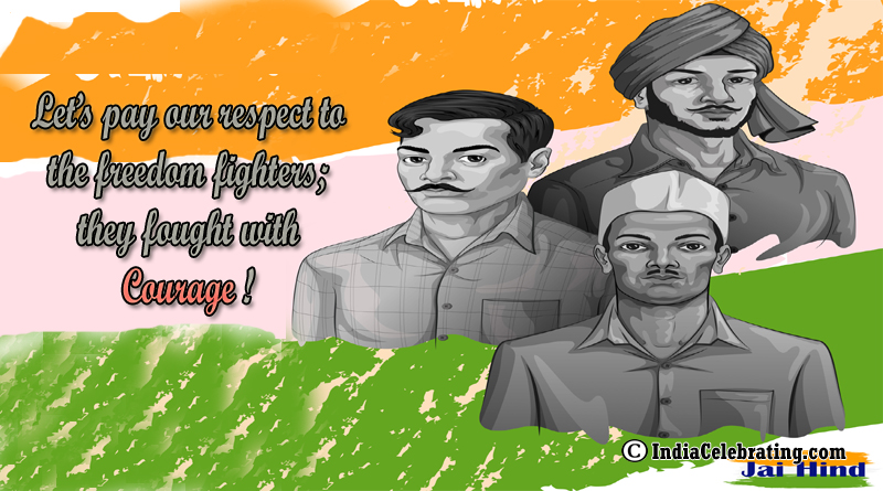 Respect Our Freedom Fighters