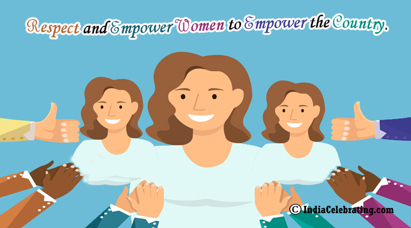 Respect and Empower Women