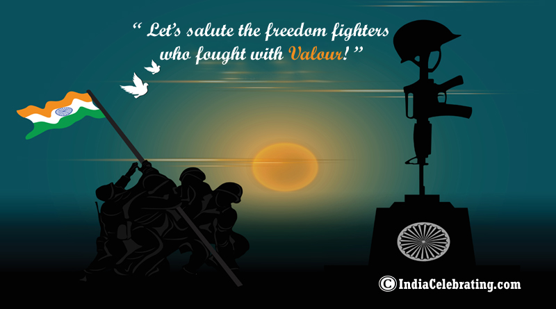Salute Freedom Fighters