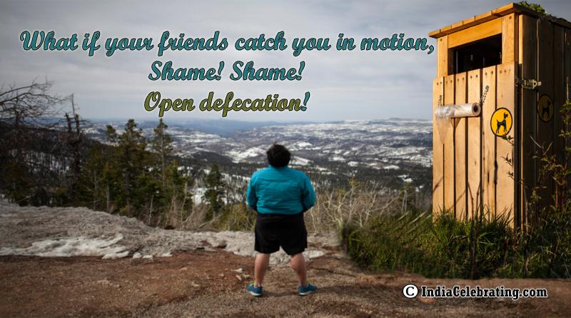 Shame Shame Open Defecation