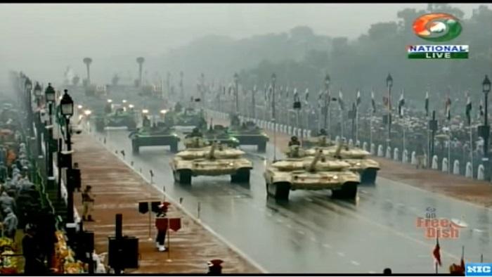 WZT 3 and T 90S Bhishma