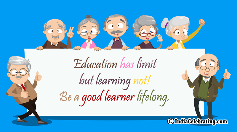 Be a Good Learner Lifelong
