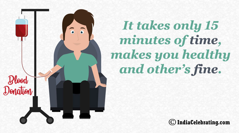 It takes only 15 minutes of time, makes you healthy and other's fine.