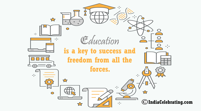 Education is a Key to Success