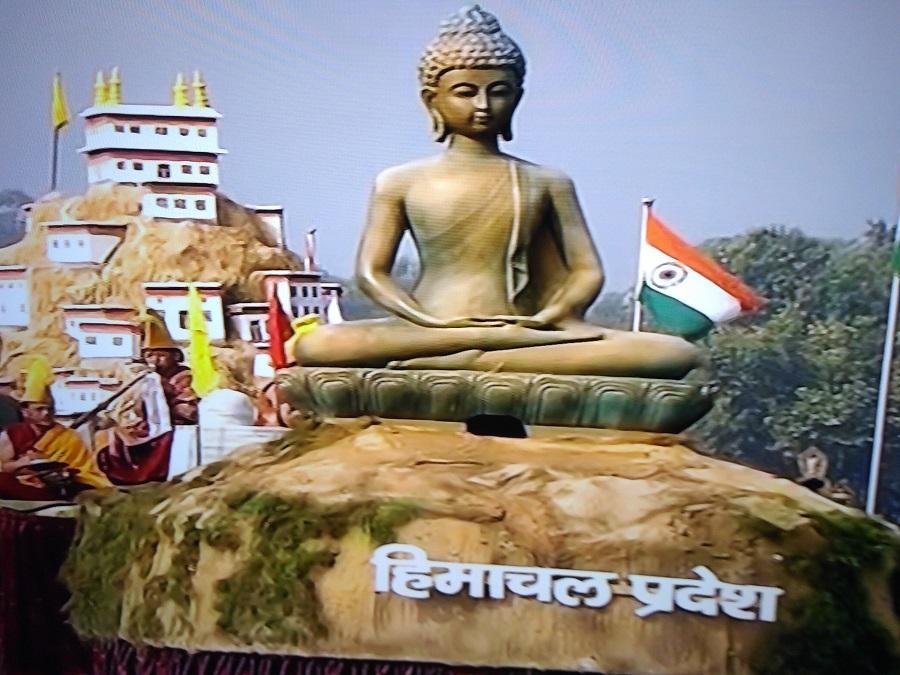 Himanchal Pradesh Tableau