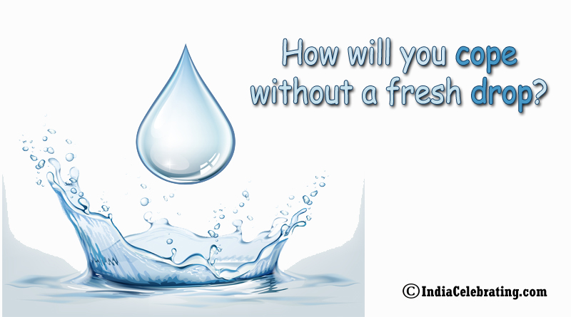 How will you cope without a fresh drop?
