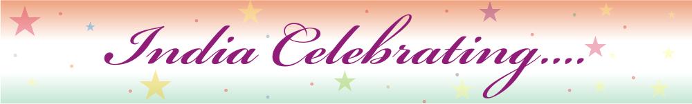 India Celebrating
