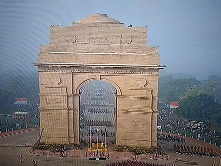 Republic Day Parade Significance Timings Images Etc