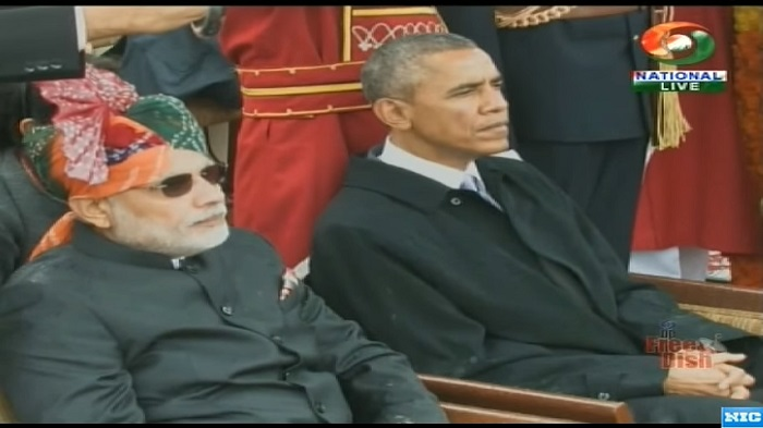 Indian prime minister and USA president