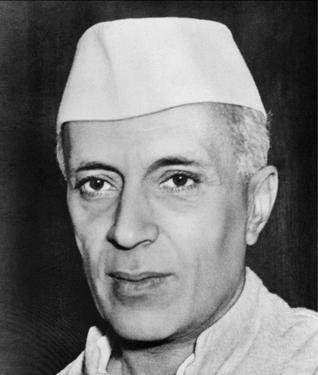 Jawaharlal Lal Nehru