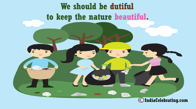 Slogans on Nature - Best and Catchy Nature Slogan