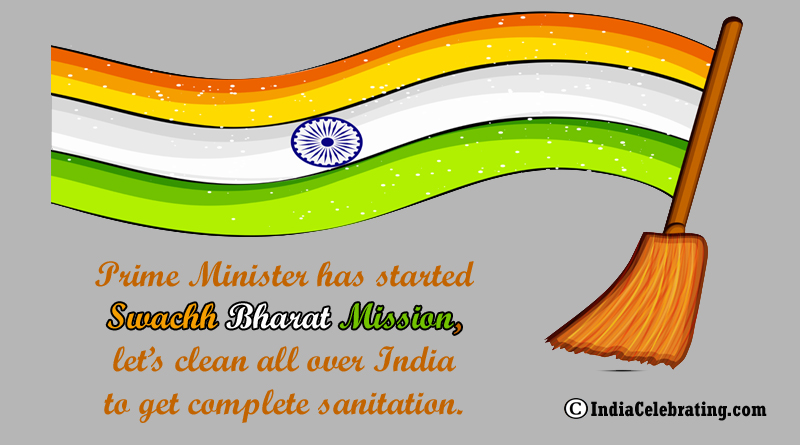 let's Clean India