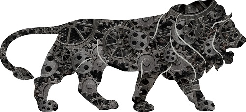 Official Logo of Make in India