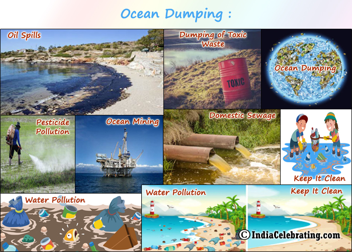 Ocean Dumping: Meaning, Causes Effects and Solutions