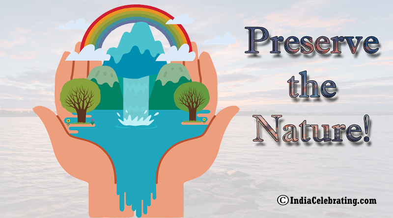 Slogans on Nature – Best and Catchy Nature Slogan