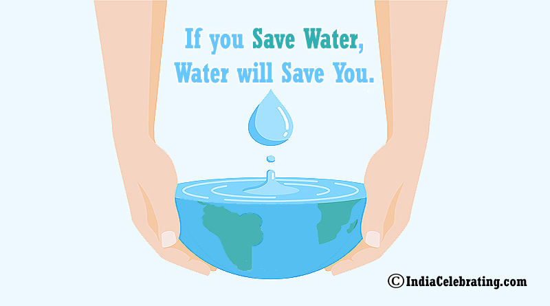 Slogans on Save Water – Best and Catchy Save Water Slogan