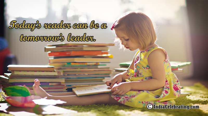 Today's Reader can be Tomorrow's Leader