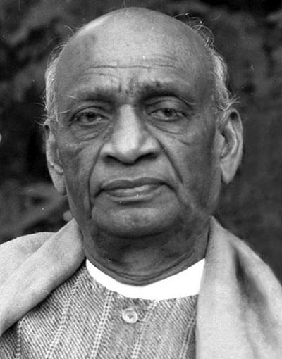 Vallabhbhai Jhaverbhai Patel